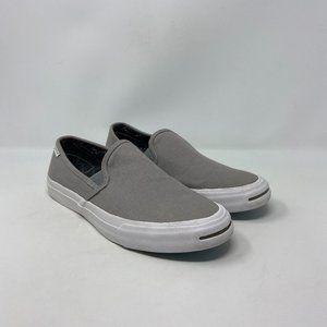 Converse Jack Purcell Slip On Sneakers Men's Sz 10